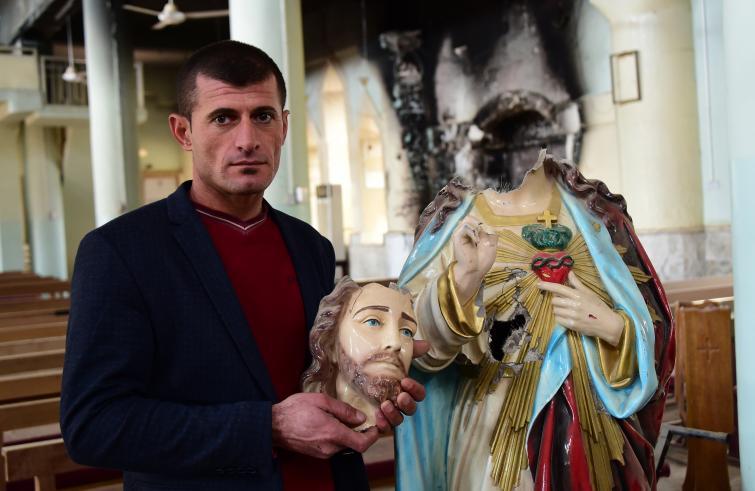 Cristiani perseguitati (Foto: Acs)
