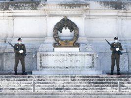 Milite ignoto: non una celebrazione nazionalistica ma un grande lutto della nostra nazione